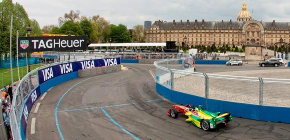 Formula E Paris : Game Over