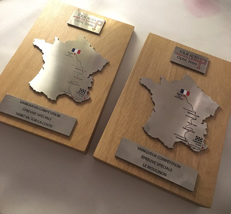 Tour Auto 2016 - Trophée ES J4