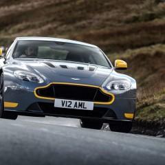 Aston Martin V12 Vantage S : Enfin une boîte manuelle !