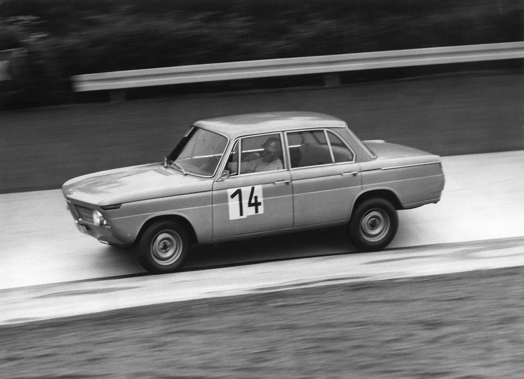 Festival Of Speed 2016 : BMW 1800 TiSA