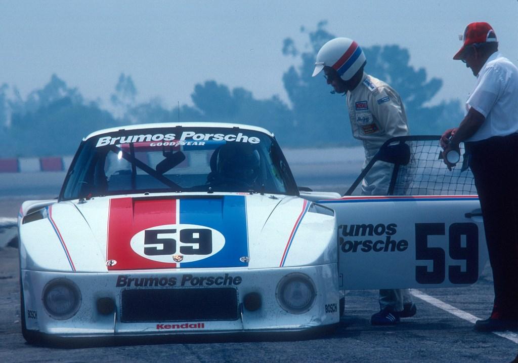 Brumos Porsche 935 Groupe 5