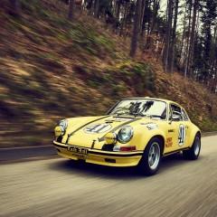 Quand Porsche restaure la 911 vainqueur en GT au Mans en 1972…