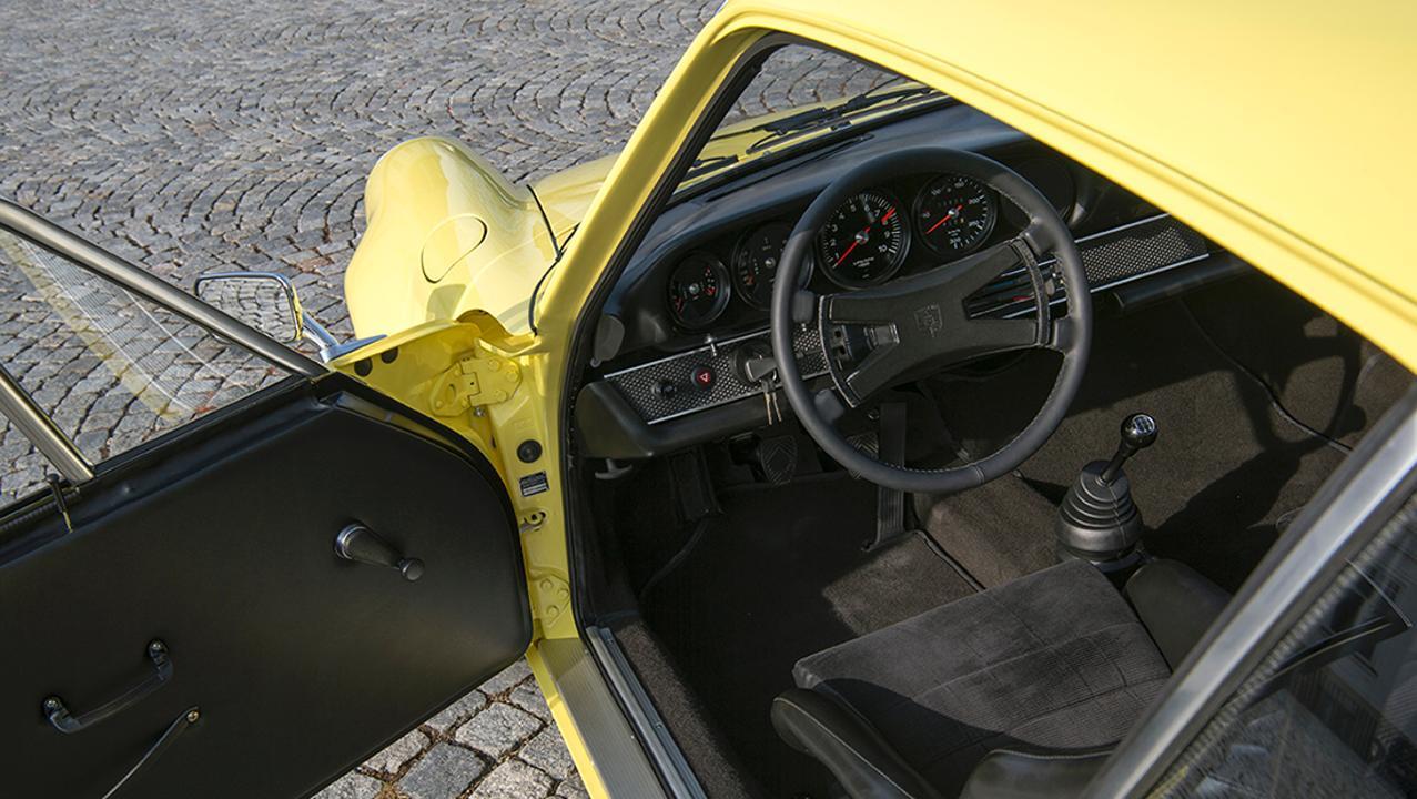 Porsche 911 2.5 S/T 1972