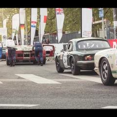 Tour Auto 2016 : Retour dans les coulisses de l'arrivée à Lyon avec Jordan