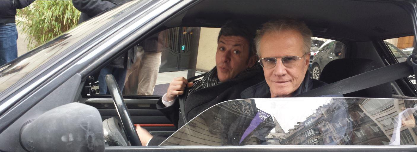 François Allain et Christophe Lambert