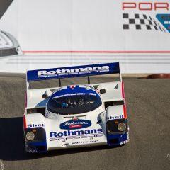 Porsche Rennsport Reunion V, Laguna Seca : Stuttgart Cup, 1ère partie 1982-2000