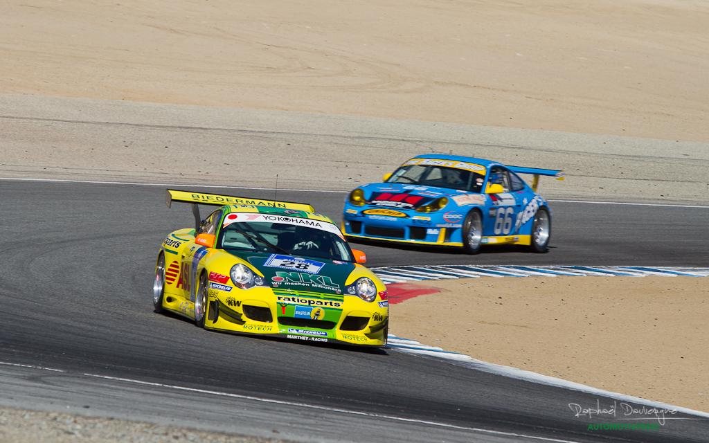 Porsche Rennsport Reunion V, Laguna Seca – Stuutgart Cup – Raphael Dauvergne