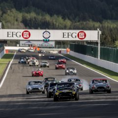 Spa Classic 2016 : Sixties' Endurance