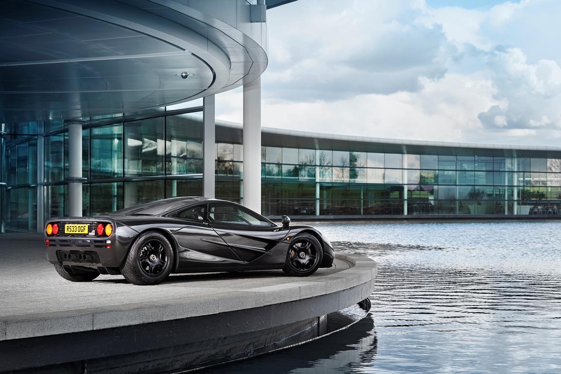 McLaren F1 #69