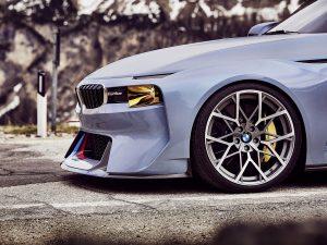 BMW 2002 Hommage Concorso Villa D'Este 2016