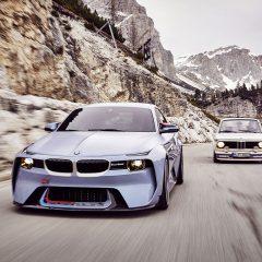 Villa d'Este 2016 : BMW rend Hommage à la 2002