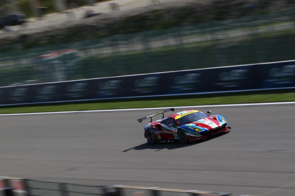 FIA WEC LMP2 Spa Francorchamps 2016 - GTE