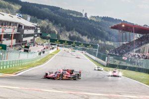 FIA WEC Spa Francorchamps 2016 - LMP1