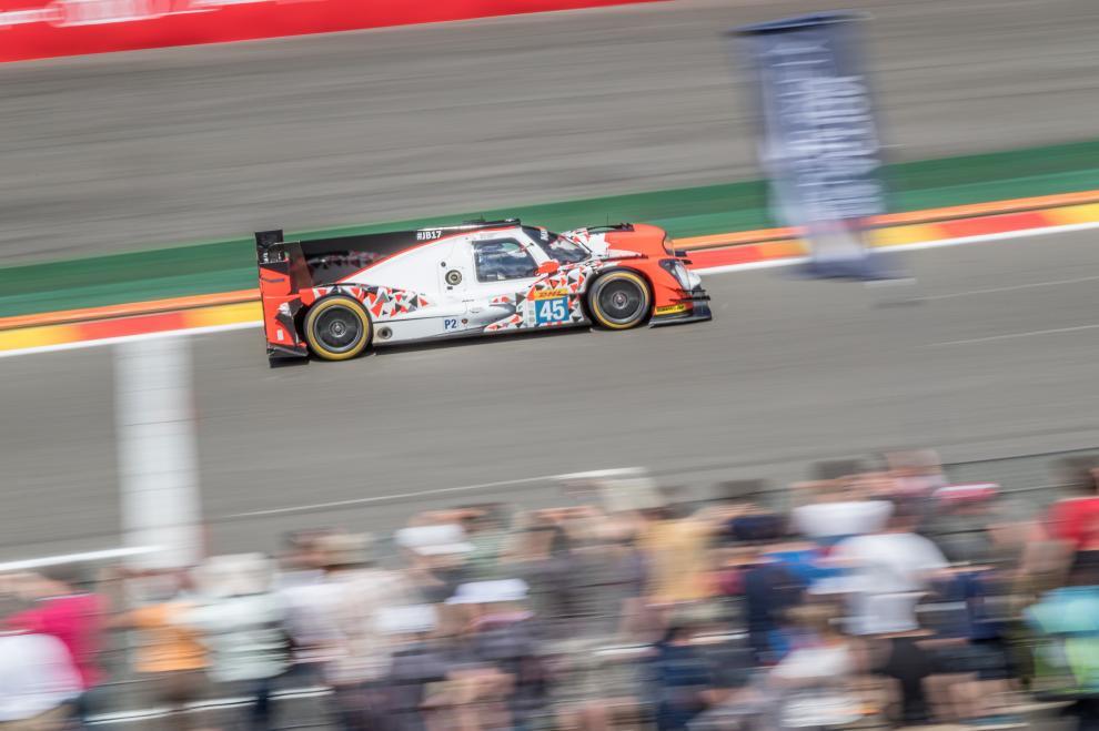 FIA WEC Spa Francorchamps 2016 - LMP2