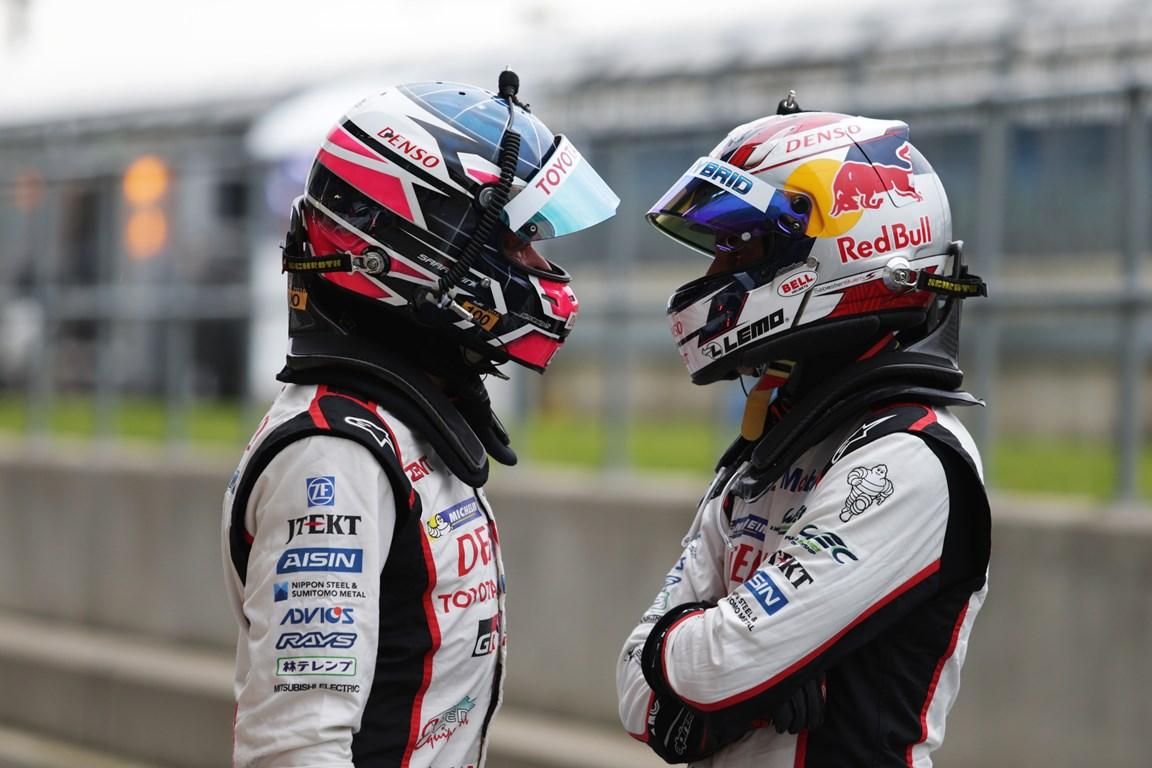 FIA WEC LMP1 - Toyota TS050 Hybrid 2016 - Silverstone 2016