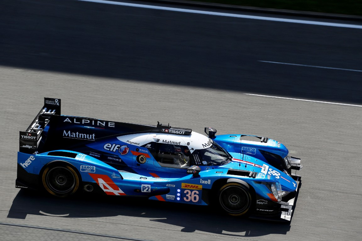 FIA WEC LMP2 Spa Francorchamps 2016 - Alpine A460