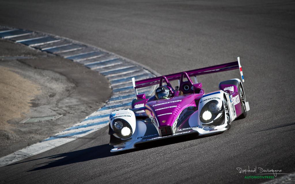 Porsche Rennsport Reunion V, Laguna Seca – Stuttgart Cup – Raphael Dauvergne