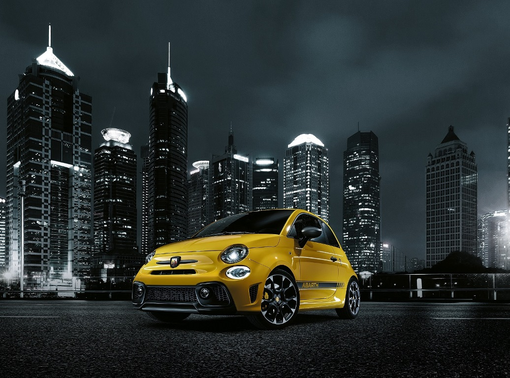Abarth 595 FaceLift 2016