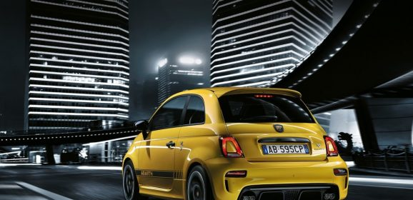 Abarth 595 : Evolutions