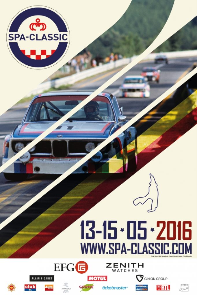 Retrouvez nos articles sur Spa Classic 2016 / See our articles on Spa Classic 2016