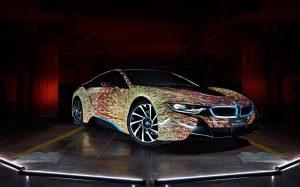 BMW I8 Futurism Edition 2016
