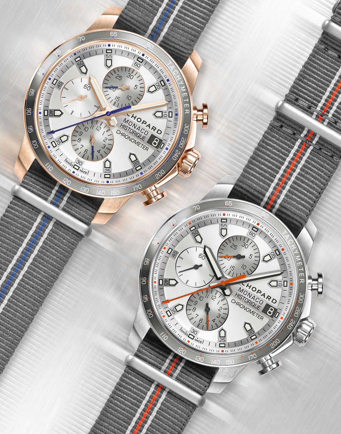 Chopard chronographe Grand Prix de Monaco Historique 2016 Race Edition