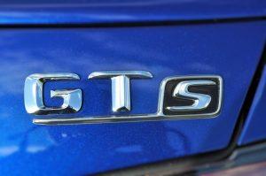 Mercedes AMG GT-S