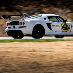 Ouverture de la Lotus Driving Academy sur le circuit du Grand Sambuc