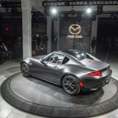 Festival Of Speed 2016 : La MX-5 ND Retractable Fastback sera à Goodwood !