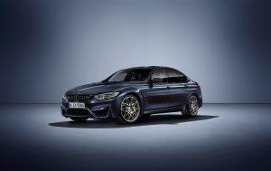 BMW M3 « 30 Jahre M3 »