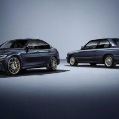 BMW M3 : Déjà 30 ans…