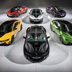 BMW i8 : De nouvelles couleurs disponibles
