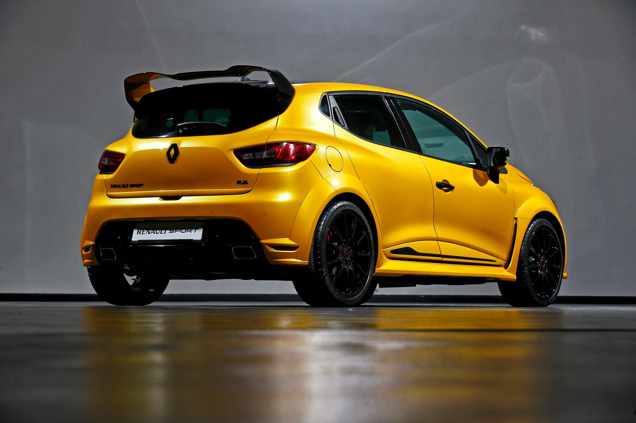 Renault Clio RS Monaco 2016 – AR