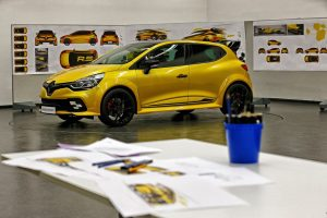 Renault Clio R.S.16 - Monaco GP 2016