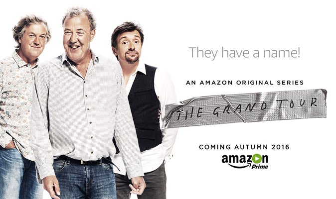 The Grand Tour 2016