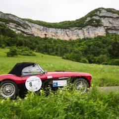 Rallye des Princesses 2016 : 2ème étape Dijon-Evian 'De l'eau, de l'eau … et puis Evian'