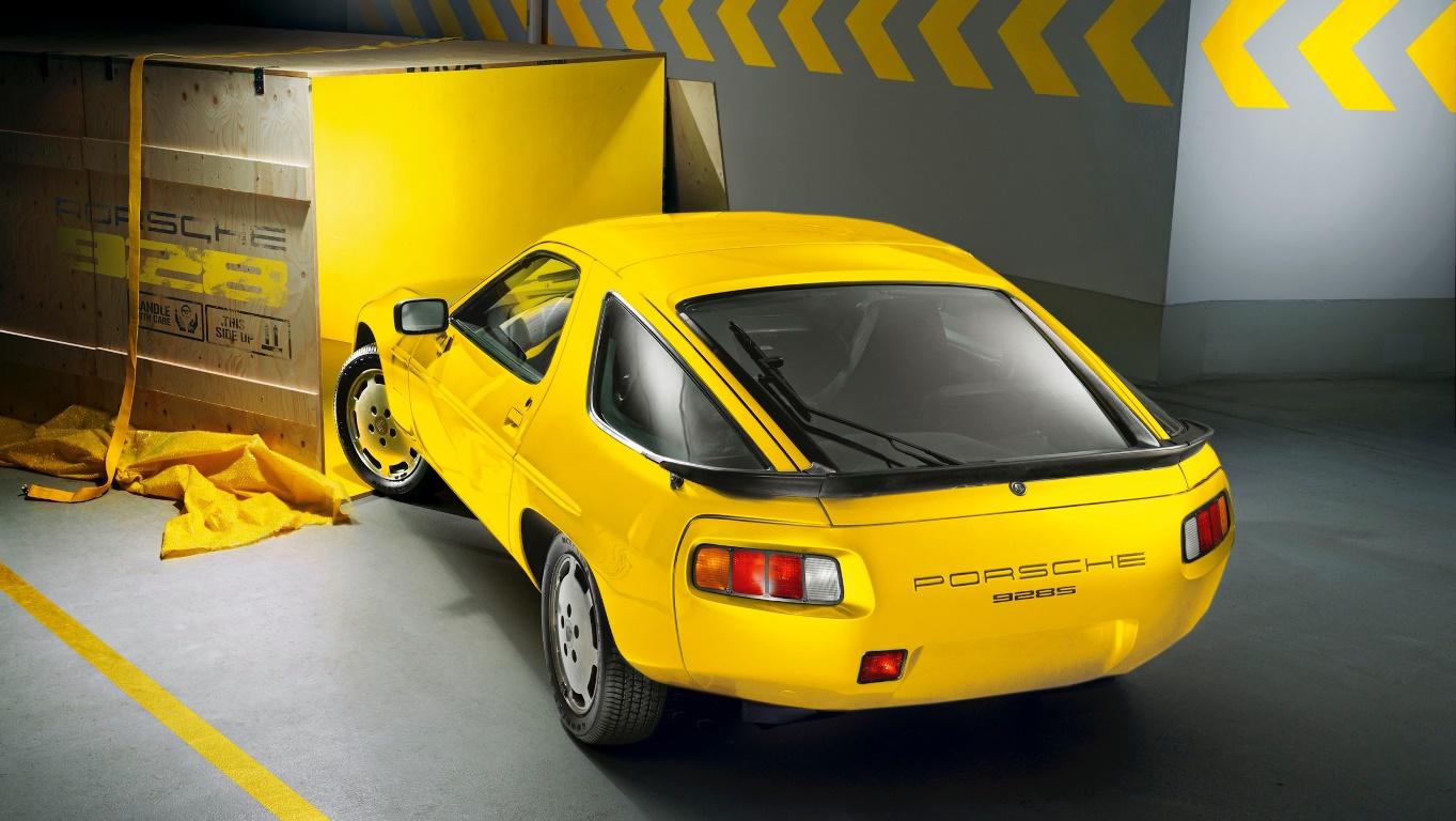 Exposition Tranxsale 2014 Musée Porsche - 924, 944, 968, 928