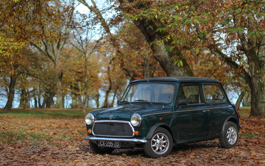 Austin Mini After Eight 1991