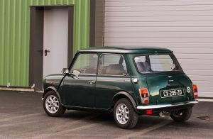 Austin Mini After Eight 1991