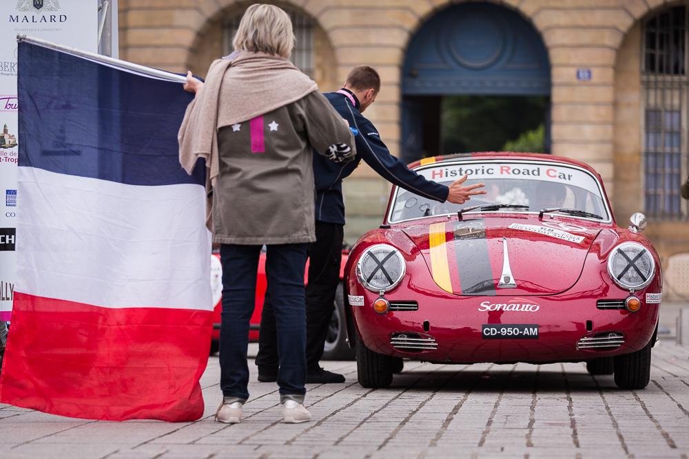 Rallye des Princesses 2016