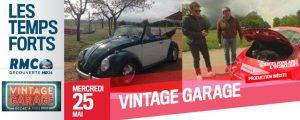 Vintage Garage épisode 3 et 4