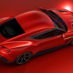 Villa d'Este 2016 : L'Aston Martin Vanquish revue par Zagato