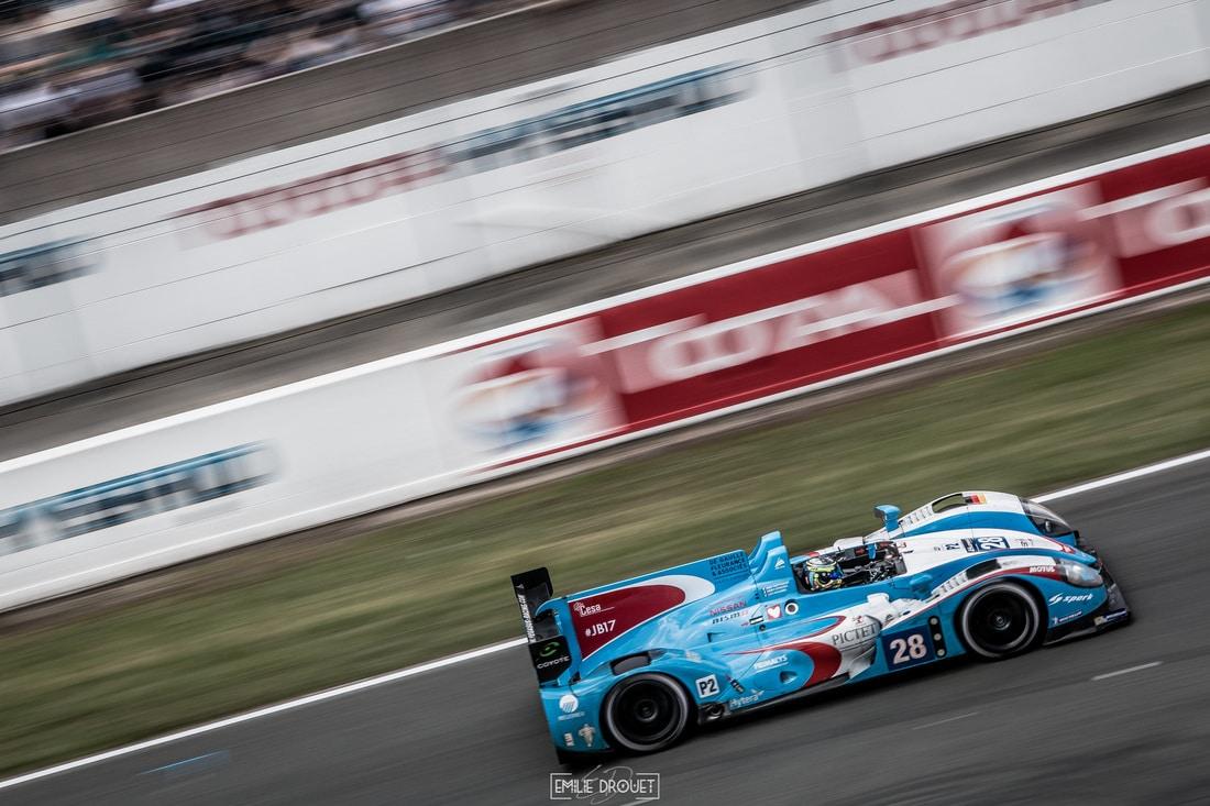 24 Heures du Mans 2016 - Course/Race - Emilie Drouet - LMP2