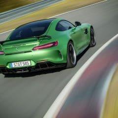 Mercedes-AMG GT-R : La fille de Hulk