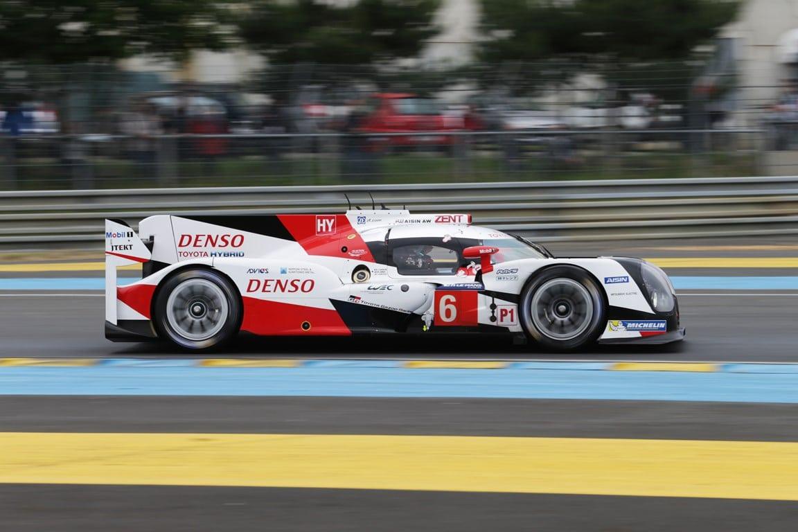 Toyota TS050 Hybrid 2016 - 24 Heures du Mans