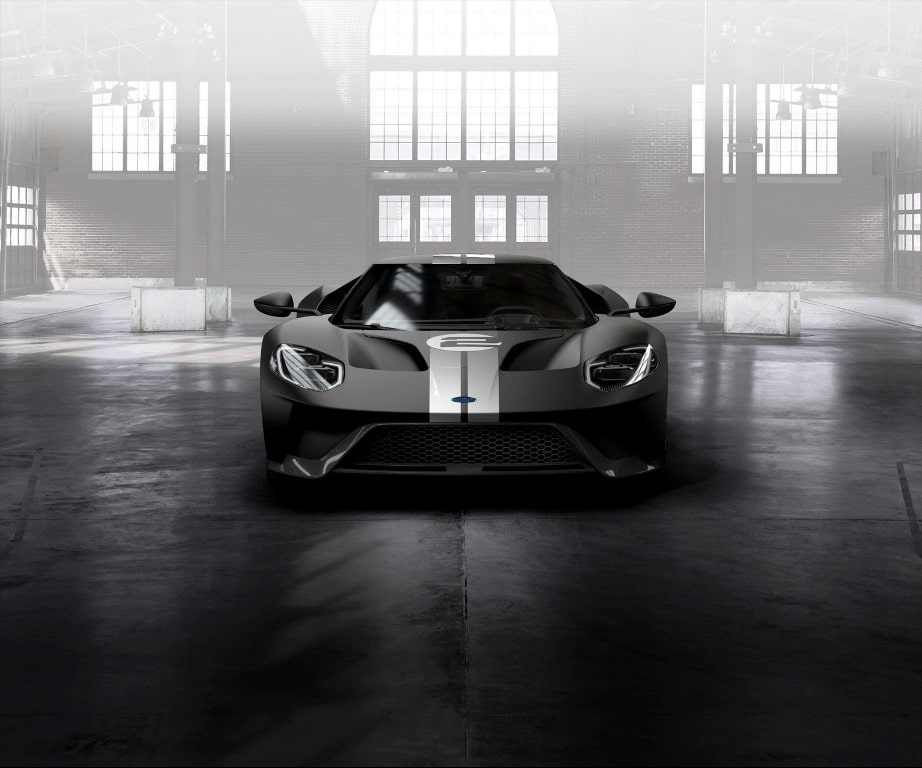 Ford GT 66 Heritage Edition MY2017
