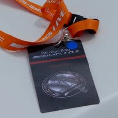 Carnet de route : AMG LIVE, Le cirque de fer