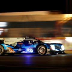 24 Heures du Mans 2016 : Alpine 2e et 3e LMP2 au départ