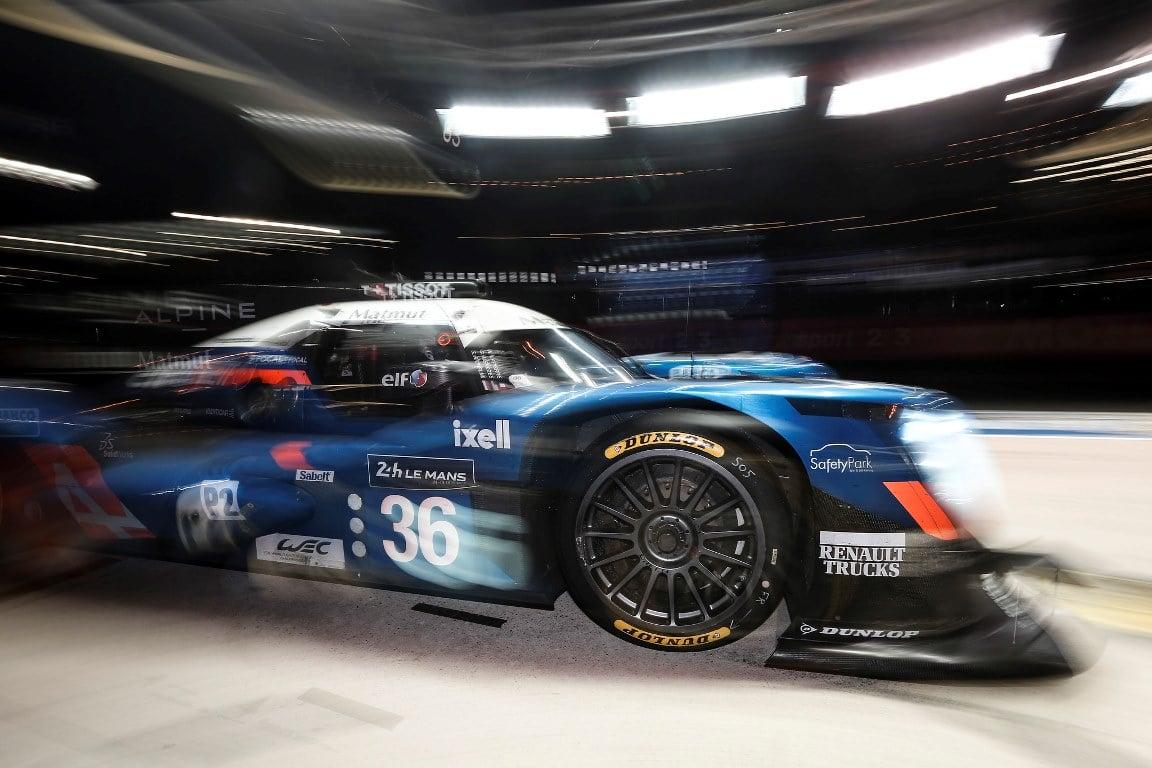 24 Heures du Mans 2016 - Course/Race - Alpine A460
