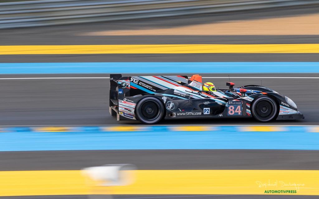 24 Heures du Mans 2016 - Course/Race - Raphael Dauvergne